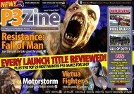 P3Zine Issue 1 - GamerZines