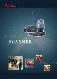 SCANNER - Galaxy Control Systems