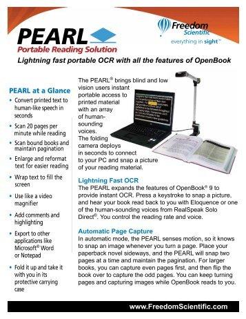 onyx deskset 17 data sheet pdf freedom scientific