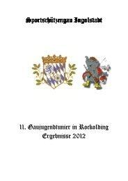 Ergebnisse 2012 - Gau Ingolstadt