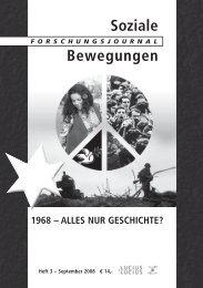 Vollversion (2.57 MB) s/w - Forschungsjournal Soziale Bewegungen