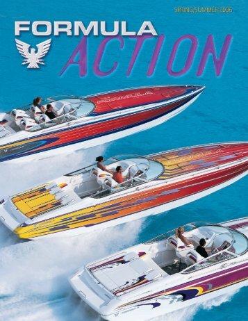 Spring-Summer 2006 - Formula Boats