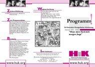 Programm - hannover.gay-web.de, DER schwul-lesbische ...