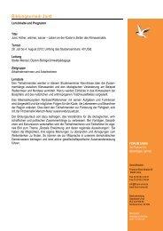 Programm Juist 2012 - forum unna