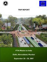 FTA Mission to India Delhi, Ahmedabad, Mumbai September 20 ...