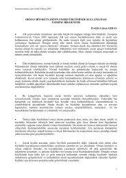Prof. Dr. Uçkun Geray - Foresteconomics.org