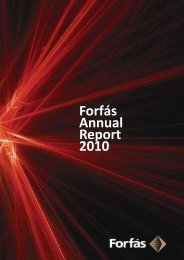 Forfs Annual Report 2010 - Forfás