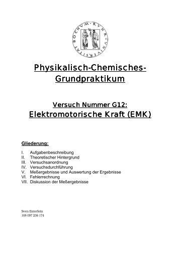 Elektromotorische Kraft - funnycreature.de