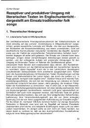 Rezeptiver und produktiver Umgang mit literarischen Texten im ...