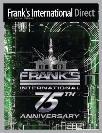 Volume 7, Issue 2 - Frank's International