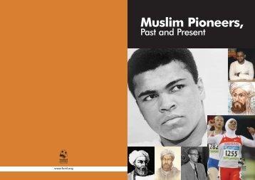 Muslim Pioneers, Past and Present - Football Unites, Racism Divides