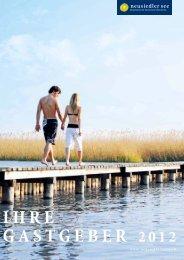 Die 10 besten Wellnesshotels in der Region Neusiedlersee