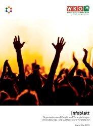Organisation von Veranstaltungen, Veranstaltungs- und Eventagentur