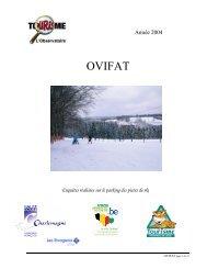 OVIFAT - Fédération du Tourisme de la Province de Liège