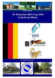 BFS-Cup 2010 Heft - FTB