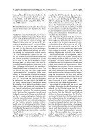 K. Gestwa: Die Stalinschen Großbauten des ... - H-Soz-u-Kult