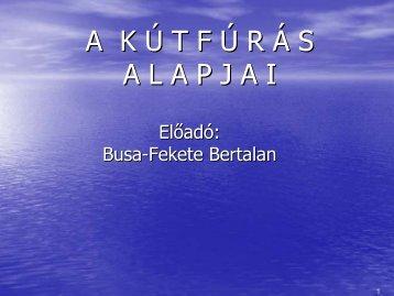Busa-Fekete Bertalan
