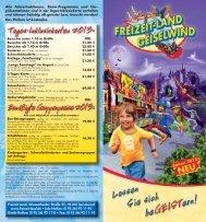 Preise 2013 [PDF] - Freizeit-Land Geiselwind