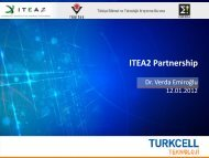 Turkcell Technology Campaign Management System
