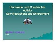 Stormwater Coglianese
