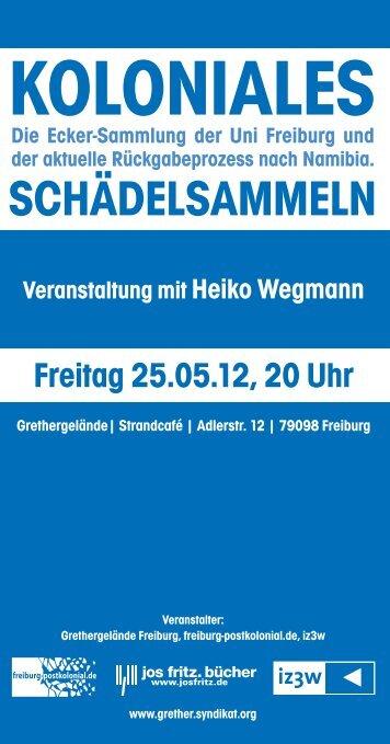 Flyer als pdf - freiburg-postkolonial.de