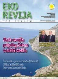 Eko revija broj 15 - Fond za zaštitu okoliša i energetsku učinkovitost