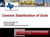 Roller Compacted Concrete Pavement: Design and Construction