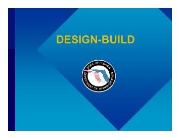 DESIGN-BUILD DESIGN BUILD