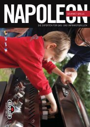 Napoleon Grill Katalog 2013 - Gardelino