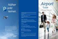 Airport Guide - Flughafen Frankfurt