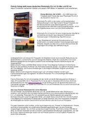 Franzis Verlag stellt neues deutsches Photomatix Pro 4.0 für Mac ...
