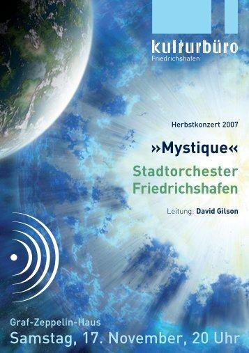 Mystique« - Friedrichshafen