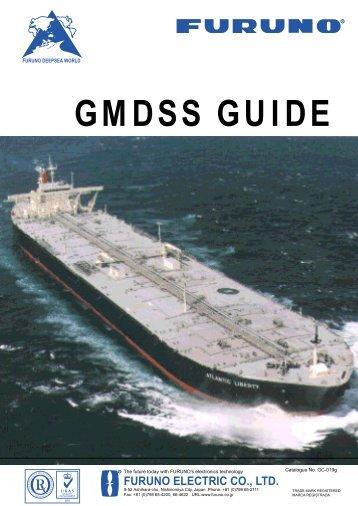 GMDSS Guide (744 KB) - Furuno USA
