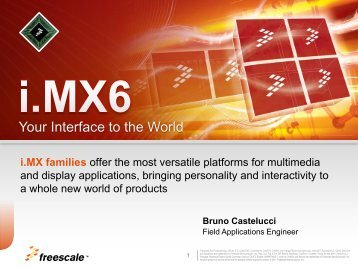 i.MX 6Solo - Freescale