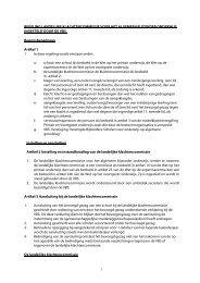 Regeling Landelijke Klachtencommissie voor het Algemeen ...