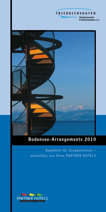 Bodensee-Arrangements 2010 - Friedrichshafen