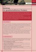 Themenblätter im Unterricht - Mobbing - Institut für ... - Seite 3
