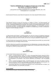 AbfR 2.1.5 1 Richtlinie 2002/96/EG - Gewerbeaufsicht - Baden ...