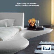 Riprenditi il gusto di dormire. Rediscover the ... - Fumanti Casa