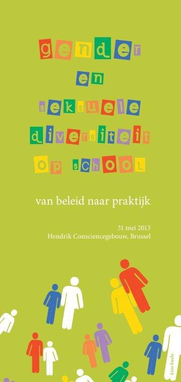 gender - Onderwijs en Vorming - Vlaanderen.be