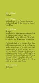 gender - Onderwijs en Vorming - Vlaanderen.be - Page 4