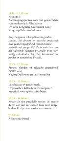 gender - Onderwijs en Vorming - Vlaanderen.be - Page 5