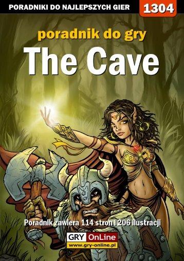 Nieoficjalny polski poradnik GRY-OnLine do gry The Cave - Gandalf