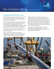 The Crossing newsletter - October 2010 - FortisBC
