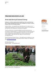 Se vinderen 2013 (pdf) - Gammel Estrup