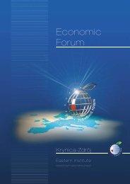 Economic - Forum - Krynica-Zdrój