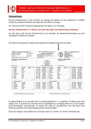 Fußball- und Leichtathletik Verband Westfalen e. V.