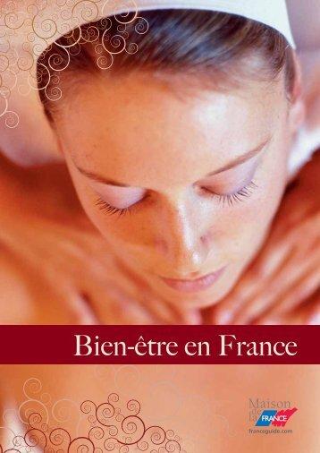 Bien-être en France - Maison de la France
