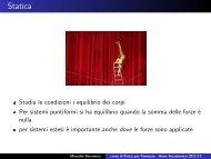 Lezione del 19 ottobre 2012 - Fisica