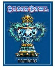 The Blood Bowl rulebook pdf - Games Workshop